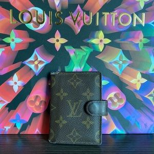 Louis Vuitton Monogram Cardholder Vintage